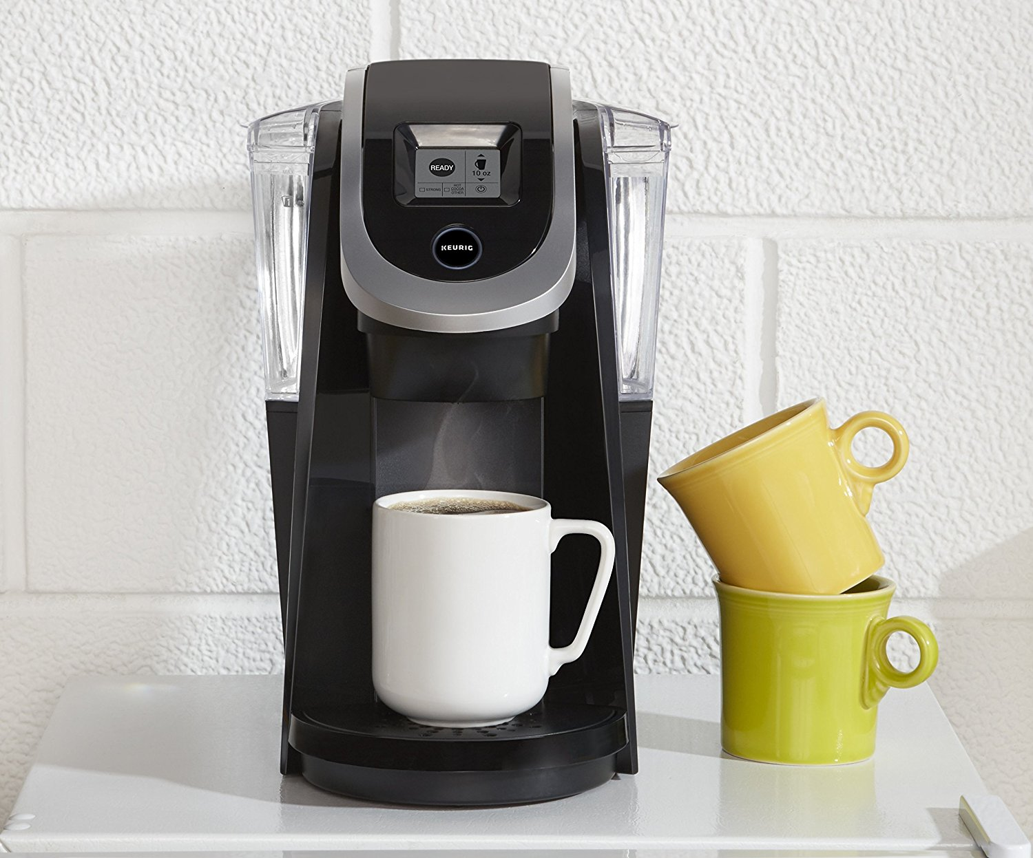 Fix K Cup Coffee Maker : Keurig K250 Single Serve K-Cup Pod Coffee Maker: Modern Living Essential Shop Home Ideas