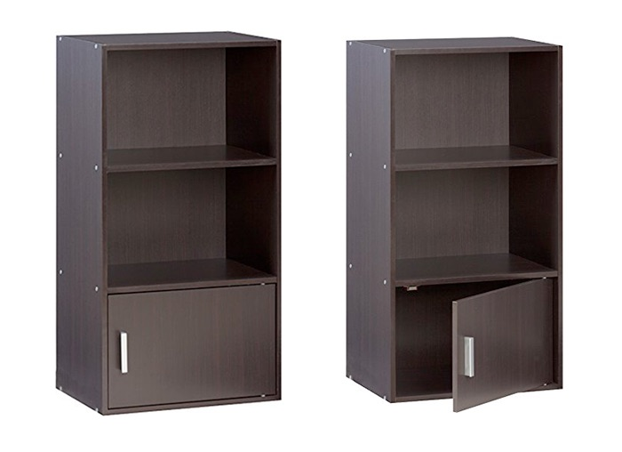 Comfort Products 50-6522ES Small Modern Bookshelf $18.97