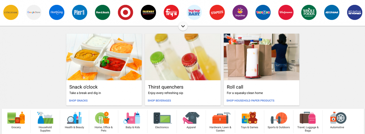 Google Express Review: Shop With Ease from Home