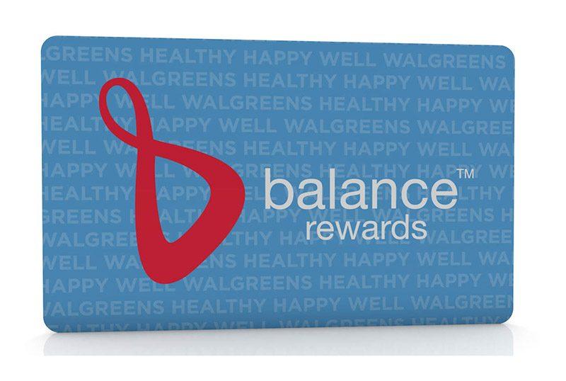 Duane Reade / Walgreens Balance Rewards Card