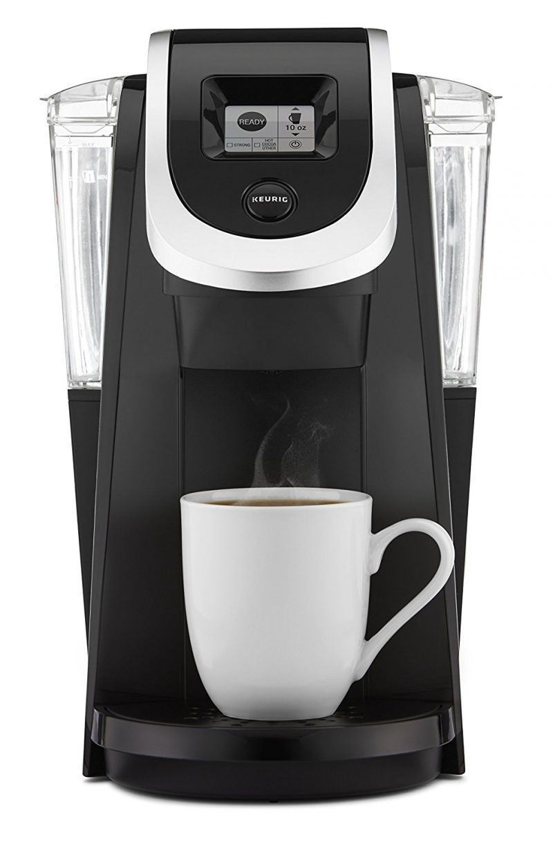 Keurig K250 Single Serve Programmable K-Cup Pod Coffee Maker