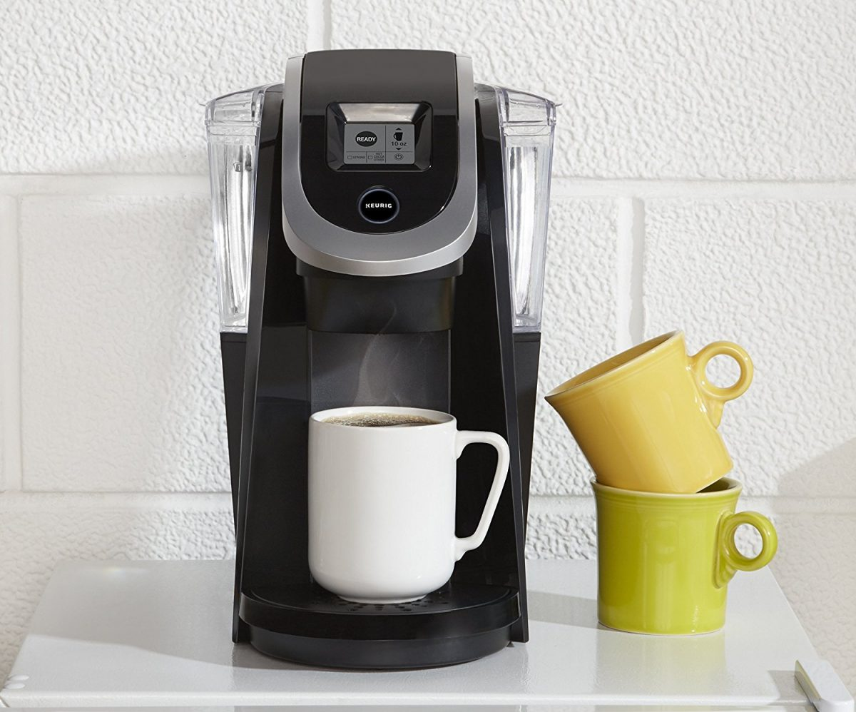 Keurig K250 Single Serve K-Cup Pod Coffee Maker: Modern Living Essential