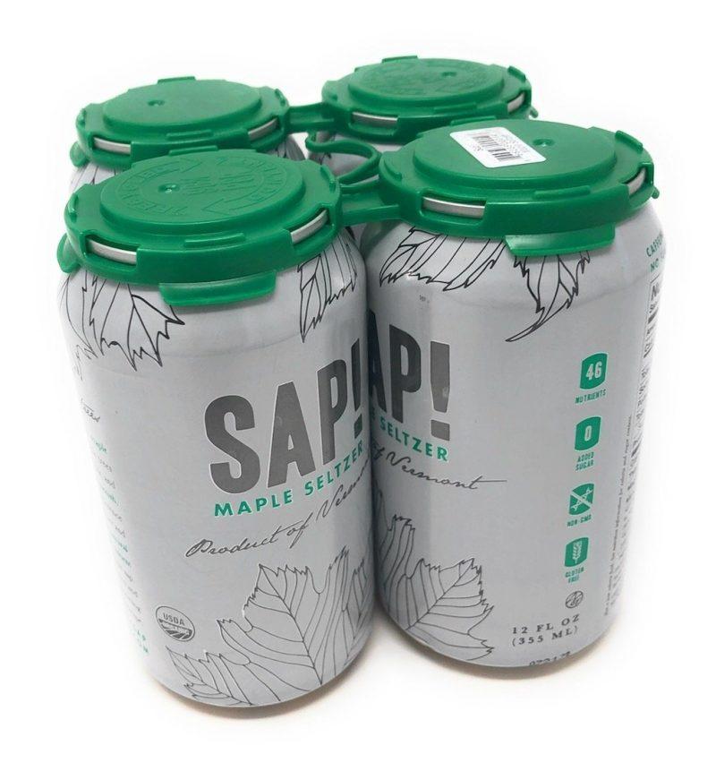 Sap! Maple Seltzer Water