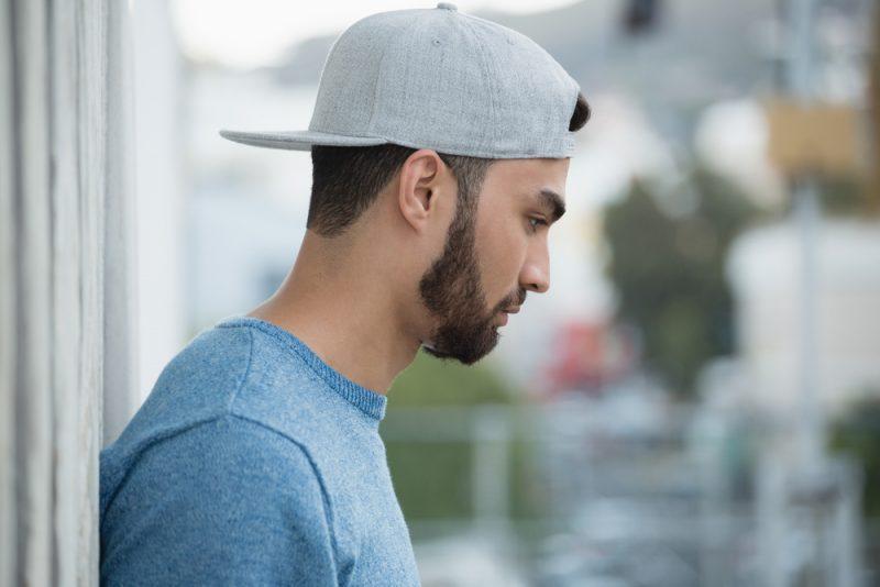 Guy in Cap