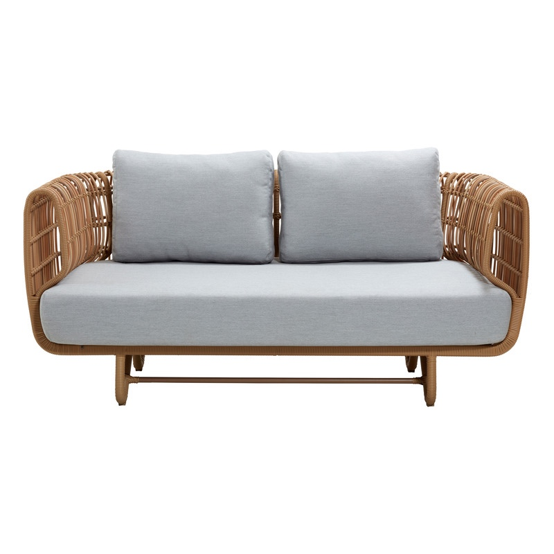 Cane-Line Nest Outdoor 2 Seater Sofa $3,395