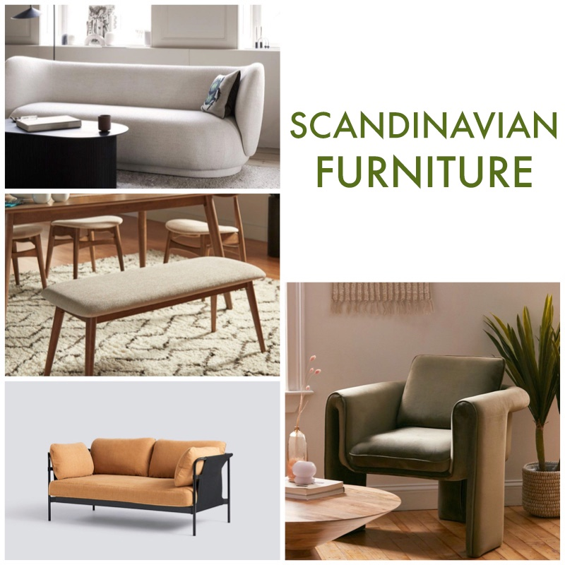 Scandinavian furniture shop online